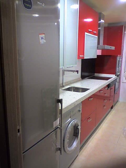 Dise o de cocina 3 cocinas mel ndez burgos for Muebles de cocina en burgos