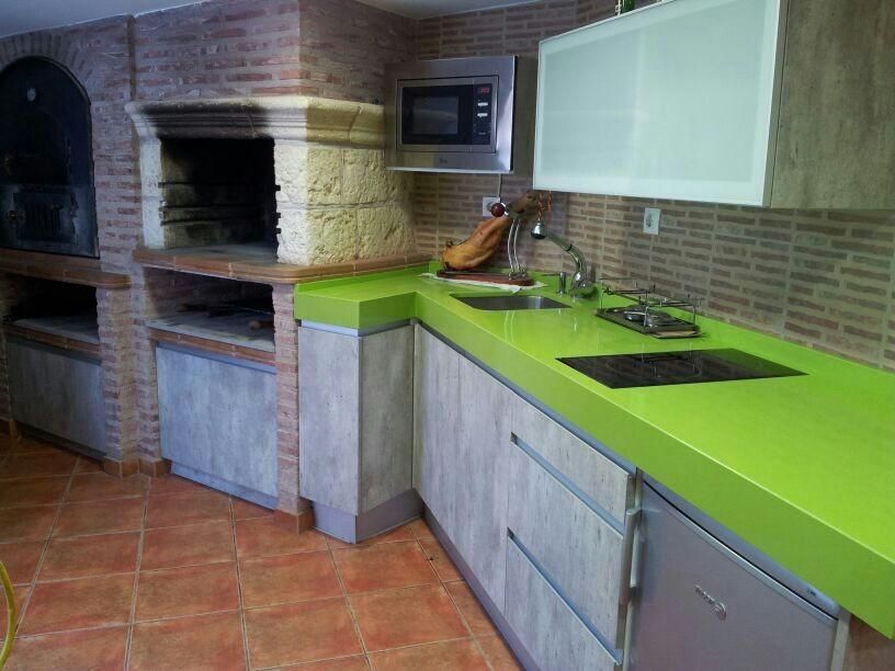 Cocina ideal merenderos cocinas mel ndez burgos for Muebles de cocina en burgos